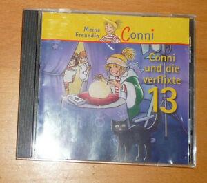 Meine Freundin Conni und die verflixte 13 CD