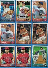 2015 Topps Update Baseball Cards #US1-#US199 - Complete Your Set - You Pick