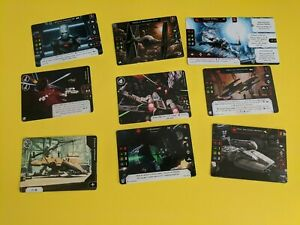 X-Wing 2.0 Promo cards