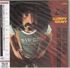 FRANK ZAPPA lumpy gravy CD mini lp JAPAN VACK-1205 new