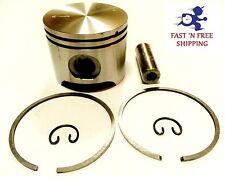 Partner K650 K700 piston kit assembly 50mm bore replaces 506 09 90-01