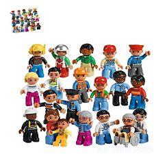 Lego Education 6100409 Lego Set, Duplo Figures Community People Toy Set - New