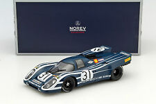 Porsche 917K #31 6h Watkins Glen 1970 Elford, Hulme 1:18 Norev