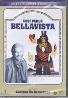 Dvd COSI' PARLO' BELLAVISTA di Luciano De Crescenzo nuovo 1984