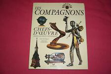 LES COMPAGNONS CHEFS-D'OEUVRE / JEAN-NOEL MOURET / Ref 60524