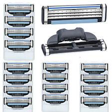 16PCS Replacment for Gillette MACH 3 Male Razor Blades Shaving Cartridges Refill