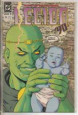 DC Comics LEGION 90 #14 April 1990 VF+