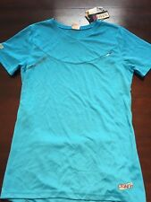Dakine Women's Short Sleeve Code MTB Cycling Jersey-Medium Monaco Blue