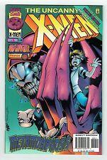 UNCANNY X-MEN #336 - Sept 1996 Issue - Scott Lobdell, Joe Madureira - NM