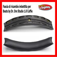 Cuscino Fascia di ricambio imbottita Per Beats by Dr. Dre Studio 1.0 Cuffie