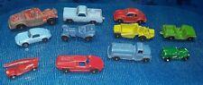 Tootsie Toy Misc Lot (11) Diecast Metal Car Trucks