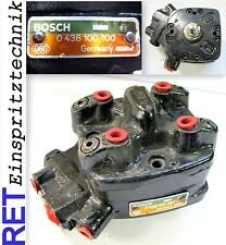 Quantità di divisione BOSCH 0438100100 VW Golf Scirocco Audi 80 1,8