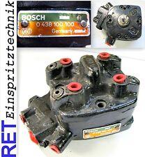 Mengenteiler BOSCH 0438100100 VW Golf Scirocco Audi 80 1,8