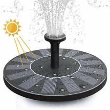 Upworld Solar Fountain Pump Solar Water Fountain Floating Fountain Upgrade
