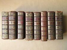 HISTOIRE DU CHEVALIER DU SOLEIL roman arthurien, table ronde, 8 vol. 1620-1633.