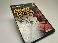 Street Hoops / Game PLAYSTATION 2 (PS2) CIB -tested- AC