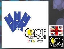 Plastic Razor Blades x 3 Ceramic Hob ,Bodyshop,fimo Hobby,Arts & Crafts UK