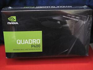 PNY Quadro P400 Graphic Card - 2 GB GDDR5 - Low-profile - 64 bit Bus VCQP400-PB