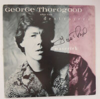 "GEORGE THOROGOOD AND THE DESTROYERS ALBUM RECORD LP MAVERICK 12"" VINYL"