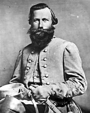 New 8x10 Civil War Photo: CSA Confederate General James Ewell Brown 'JEB' Stuart