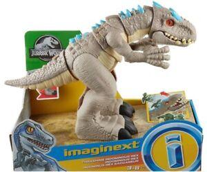 Imaginext Jurassic World Park Thrashing Indominus Rex Dinosaur Figure BNIB