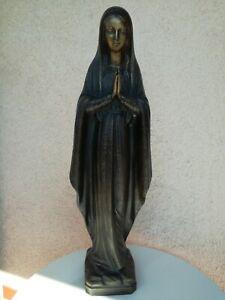 Bronze Madonna--Riesig!!! ca.63 cm Hoch--ca.9,4 Kg.----TOP ZUSTAND!!!!!