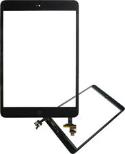 Bn Black Apple iPad Mini 1 VITRE TACTILE pour Gen 1 avec bouton home et petits IC