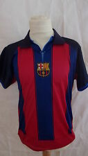 Maillot de football vintage FC Barcelone N°8 GIULY Taille 8 ans