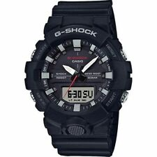 Casio G-Shock Mens Wrist Watch GA800-1A GA-800-1A Black Super Illumunator