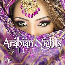 Arabian Nights-Chill Out von Various Artists (2017)