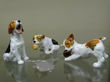 "New ListingRoyal Doulton "" Jack Russell Terriers "" Set Of 3"