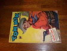 TOM MIX WESTERN, #8, 1948 FAWCETT COMIC, vg