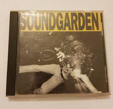 SOUNDGARDEN Louder than love cd de audio