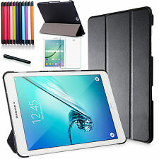 Smart Cover f. Samsung Galaxy Tab S2 9.7 T810 T815 Tasche Etui Case +Pen+Folie-3