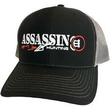 Assassin Mesh Back Hat Bloodtrail Black/Charcoal OSFA