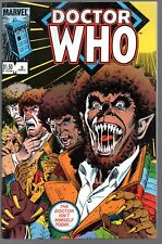 Doctor Who 3      Marvel 1984