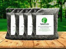 Bamboo Charcoal Air Purifying Filter Bag 4-Pack / Air Freshener - NatureGuise