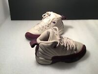 Air Jordan 12 Toddler Athletic Boy's Shoes Sz 11C Multicolor Leather #510816-001