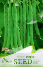 1 Pack 15 Green Bean Seeds Snap Bean Phaseolus Vulgaris Organic C133