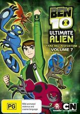 Ben 10: Ultimate Alien Vol 7 (DVD Region 4)PLEASE NOTE EX RENTAL DISC ONLY CAN P