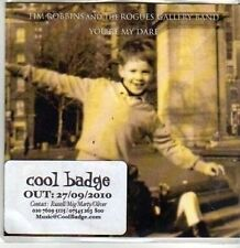 (DA802) Tim Robbins & The Rogues Gallery Band, You're My Dare - 2010 DJ CD