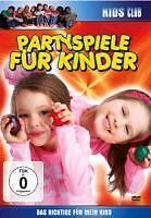 Partyspiele Für Kinder (DVD, 2009) Neuware