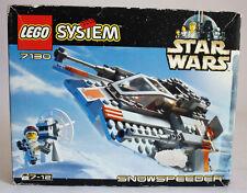 LEGO SYSTEM 7130 STAR WARS SNOWSPEEDER 1999 BRAND NEW SEALED MISB !