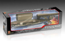 1/18 PEGASUS PRE BUILT  V-1 ROCKET FLYING BOMB GERMAN SOLDIER Vengeance weapon