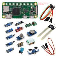 16PCS/Set Sensor Kit Module Kits For Raspberry Pi Zero W Ultrasonic