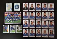 Panini UEFA Euro 2012 Poland/Ukraine Complete Team Greece + 2 Foil Badges (G)