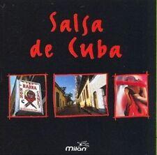 NEW Salsa De Cuba (Audio CD)