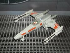 STAR WARS ACTION FLEET LUKE SKYWALKER'S  ROGUE RED 5  X-WING STARFIGHTER