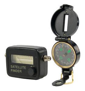 Satfinder kit ( eenvoudig meetinstrument voor uitrichten van satalliet schotel )