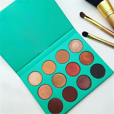 12 Colors Sexy Shimmer Eyeshadow Eye Shadow Palette Makeup Powder Cosmetic
